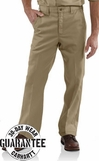 Carhartt Twill Work pants - 4 colors