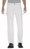 Dickies Double Knee Painter Pants - White