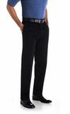 Haggar Work-to-Weekend khakis - flat front