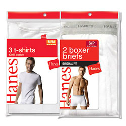 Hanes Underwear - Mens & Boys briefs, t-shirts, tanks