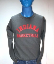Indiana Basketball Crewneck Sweatshirt