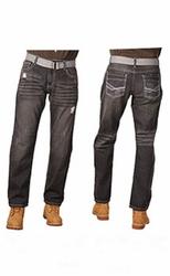 Indigo People Carson Slim Straight Leg jeans