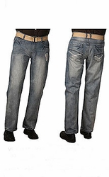 Indigo People Holden Slim Straight Leg jeans