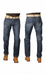 Indigo People Ryan Slim Straight Leg jeans
