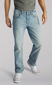 Lee Men's Modern Series Straight Leg jeans - 4 colors