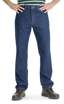 Lee Mens Regular Fit Big & Tall jeans