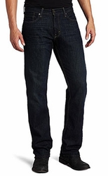 Levi's� Mens 514� Straight Fit jeans - Dark