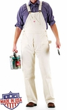 Round House Painter bib overalls - American Made