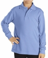 School uniforms - Dickies Kids Long Sleeve polo shirt-discontinued