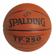 Spalding TF-250 Indoor/Outdoor Composite Basketball