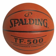 Spalding TF-500 Indoor/Outdoor Composite Basketball