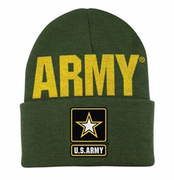 United States Army Sock Cap