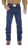 Wrangler Mens 13MWZ Cowboy Cut® Original Fit jeans - Prewashed