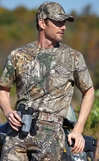 Wrangler Rugged ProGear™ Realtree Xtra® Short Sleeve Camo Pocket tee