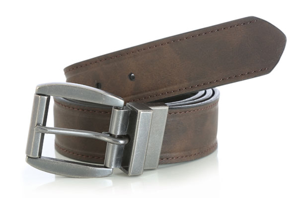 Wrangler Rugged Brown Reversible Jean belt