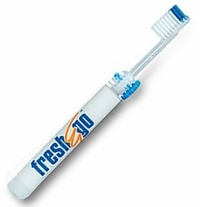 Fresh & Go Toothbrush with Whitening - Discontinued