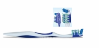 Premium Multi-Directional Compact Head Toothbrush - Adult Soft
