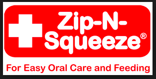 Zip-n-Squeeze Bags for Thin Liquids (Z-100)