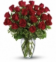 Always on My Mind PM - 24 Long Stemmed Red Roses