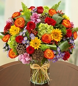 Fall Flowers - Designs East Florist Dallas