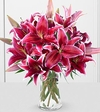 Happy Moments Lily Bouquet