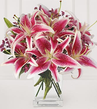 Lilies Of Love Bouquet