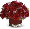 Never Let Go by Designs East - 18 Red Roses