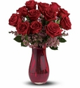 Red Rose Dozen Bq