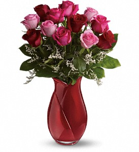 Say I Love You Bouquet - Dozen Roses