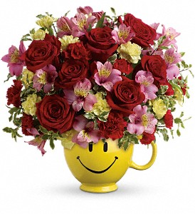 So Happy You're Mine Bouquet by Teleflora PM