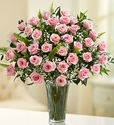 Ultimate Elegance� Premium Long Stem Pink Roses - Pink