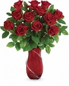 Wrapped In Roses Bouquet
