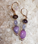 7th Chakra Visionary Violet™  Earrings