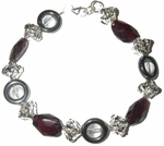 Aquarius Astrology Bracelet-- Jan. 20 - Feb. 18