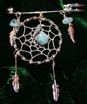 Dreamcatcher Pin