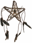 Five Pointed Star Banishing Dreamcatcher