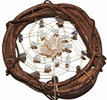 "Gentle Soul™4"" Grapevine Dreamcatcher"