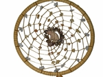 Zuni Bear 5 inch Dreamcatcher