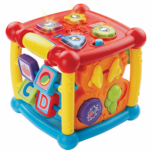 VTech 80-150500 Busy Learners Activity Cube