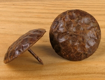 """2"""" Dia. Hammered Nailhead Clavos - Package of 10"""
