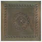 "2 - Embossed Aged Tin 12"" Ceiling Tiles - Style B"