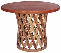 "39"" Round Equipale Table"