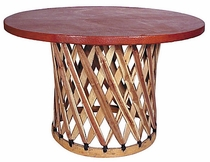 "47"" Round Equipale Table"