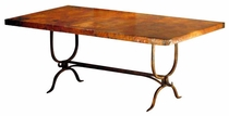 Alexandria Dining Table Base