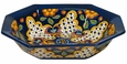 Assorted Traditional Octagonal Talavera Bowl