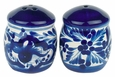 Blue & White Talavera Salt & Pepper Shakers
