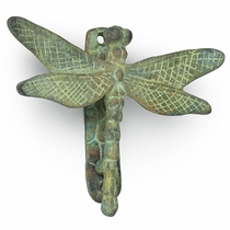 Bronze Dragonfly Door Knocker