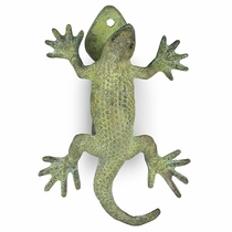 Bronze Lizard Door Knocker