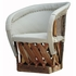Child Chair - Traditional Barrel Chair - Cushioned