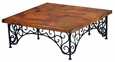 Claudia Coffee Table - large square